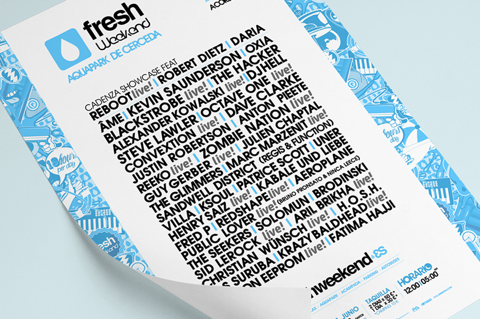 Fresh Weekend'10